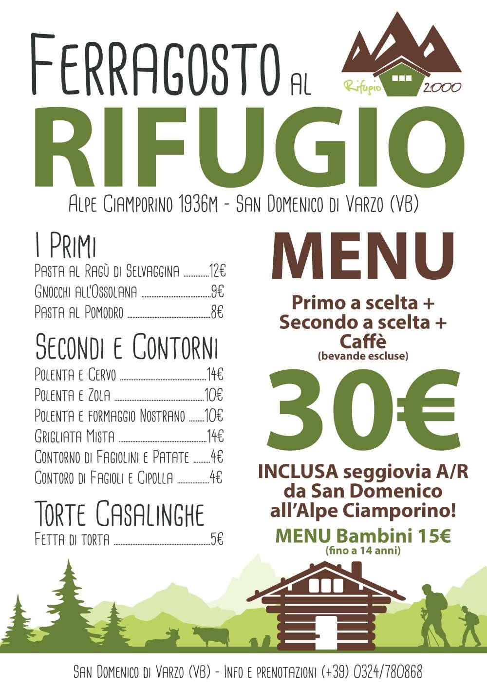 Menu_rifugio2000_Ferragosto_2021